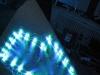 LEDs leuchten