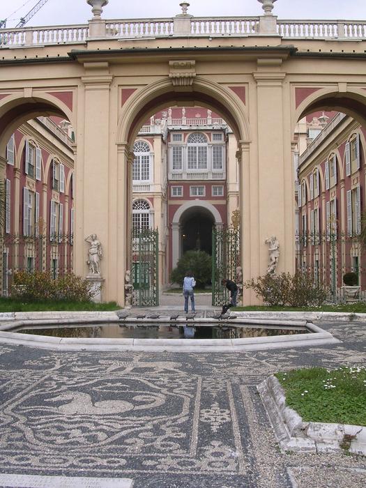 Palazzo Reale, Genua