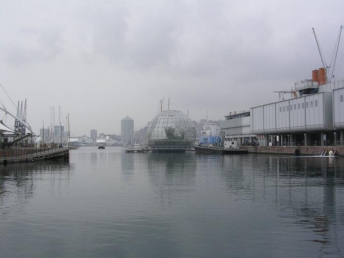Porto Antico, Genua