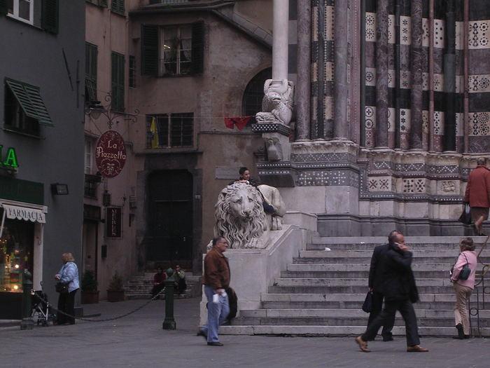 San Lorenzo, Genua