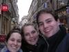 Drei Frankreichfans