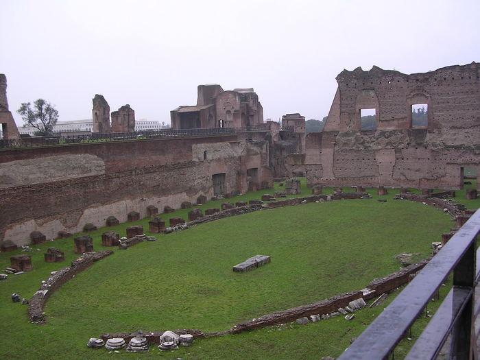 Stadion des Domitian