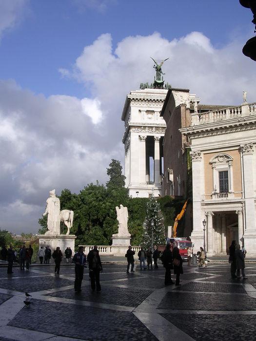 Auf dem Kapitol