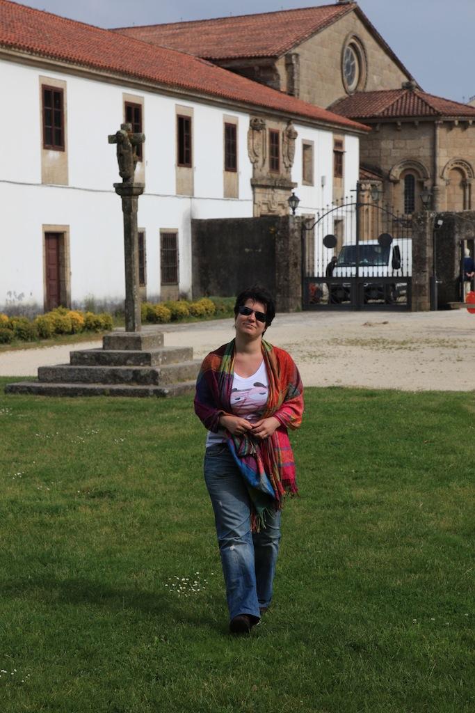 bei Santa María la Real de Sar