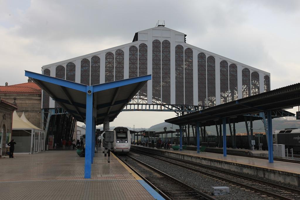 Bahnhof Santiago