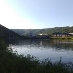 Neckarsteinach, Wehr und Werft